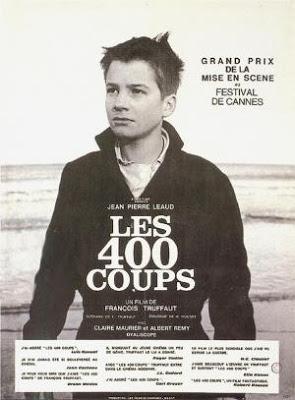 Walrus Sinclair Francois Truffaut Les Quatre Cents Coups 1959 En 2021 400 Golpes Cannes Cine