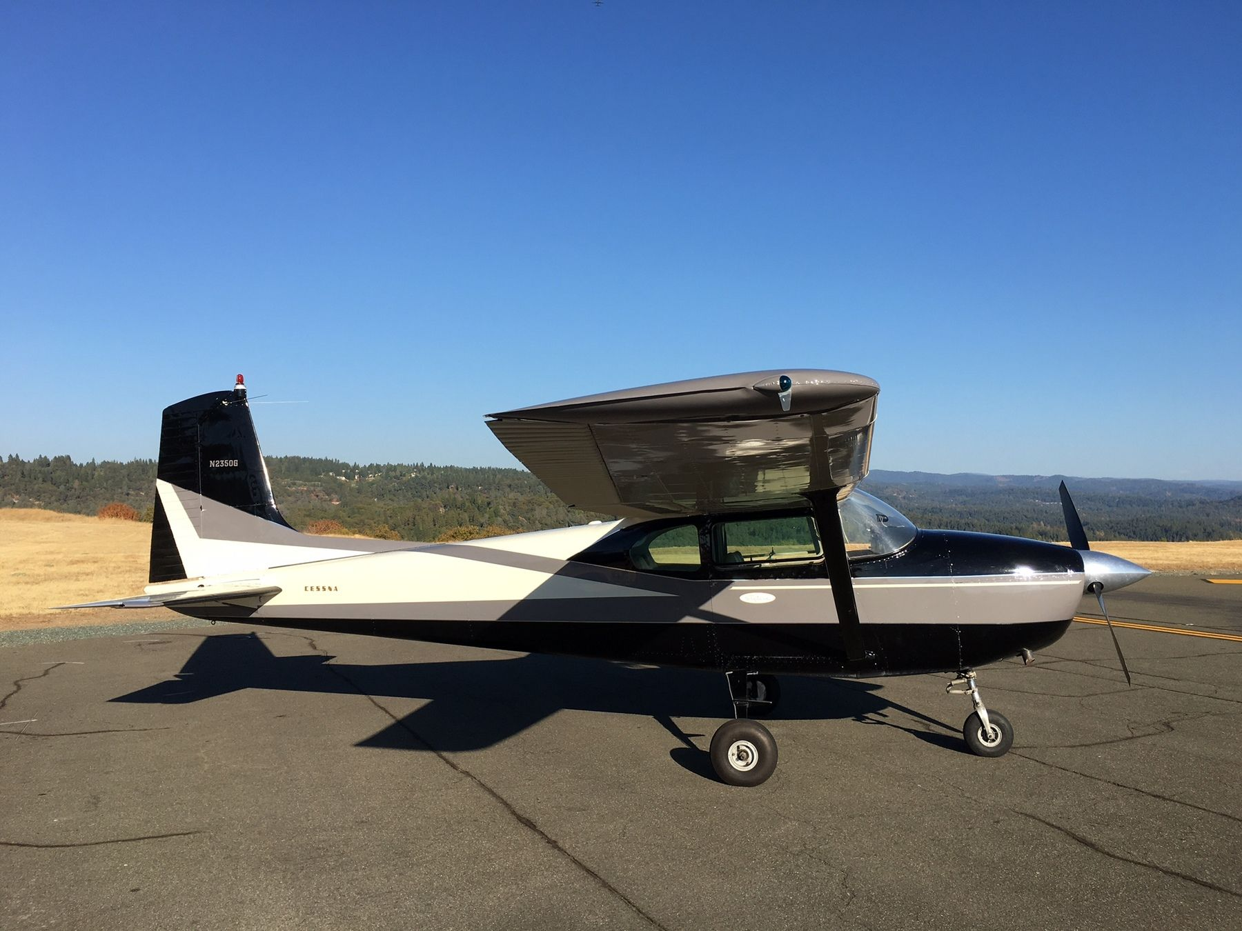1959 Cessna 182B for sale in Placerville, CA United States