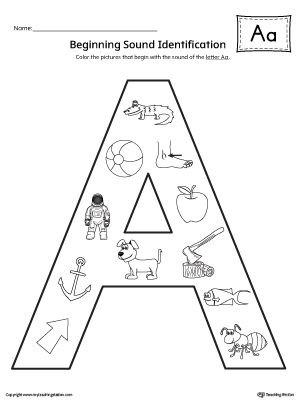 Pin on Alphabet Worksheets