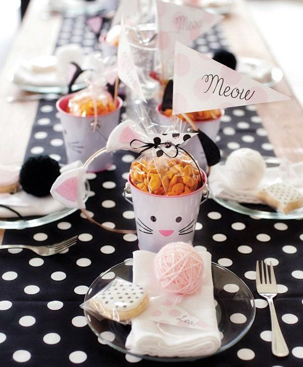 ESSENTIALS FOR A PURRRFECT CAT KIDS PARTY Allies 7th birthday
