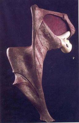 BY SCULPTRESS, RABARAMA, PREVIOUSLY PAOLA EPIFANI, BORN IN 1969.