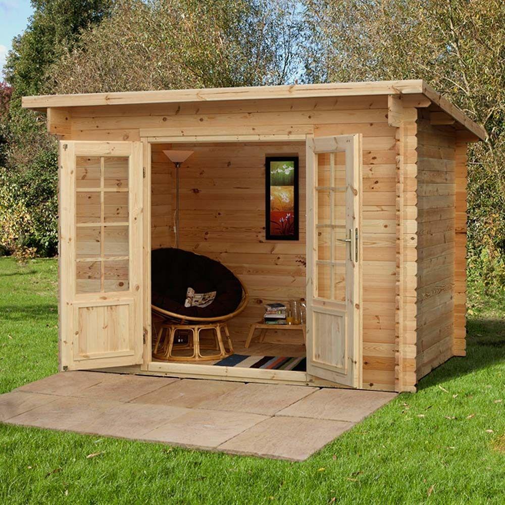 garden room garden pinterest wooden cabins cabin and