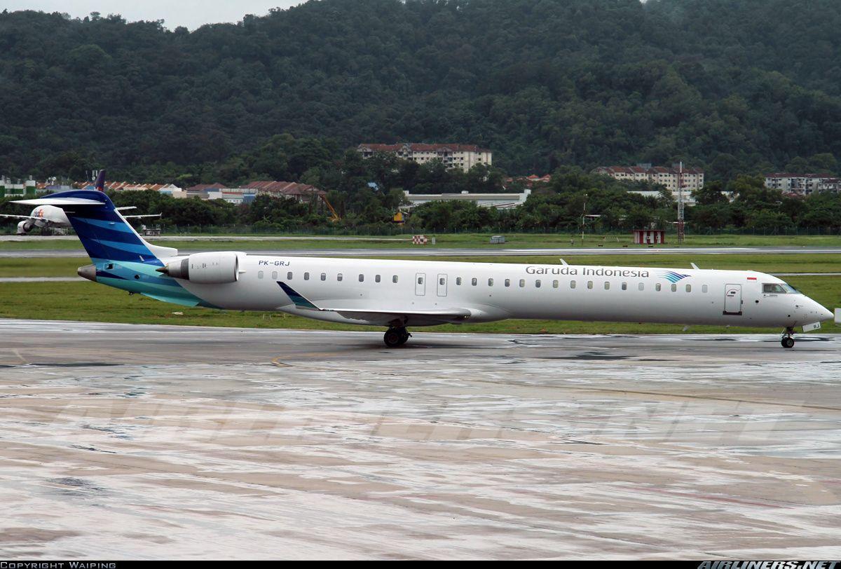 Bombardier Crj 1000 Nextgen Of Garuda Indonesia Spotted In Penang Cargo Aircraft Aircraft Aviation
