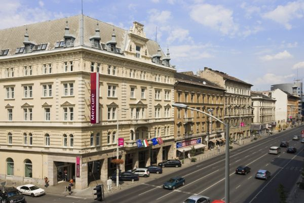 Mercure Metropol Hotel, Budapest