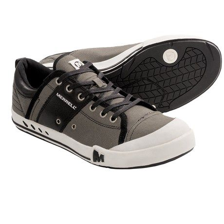 Merrell Rant Shoes - Canvas-Leather
