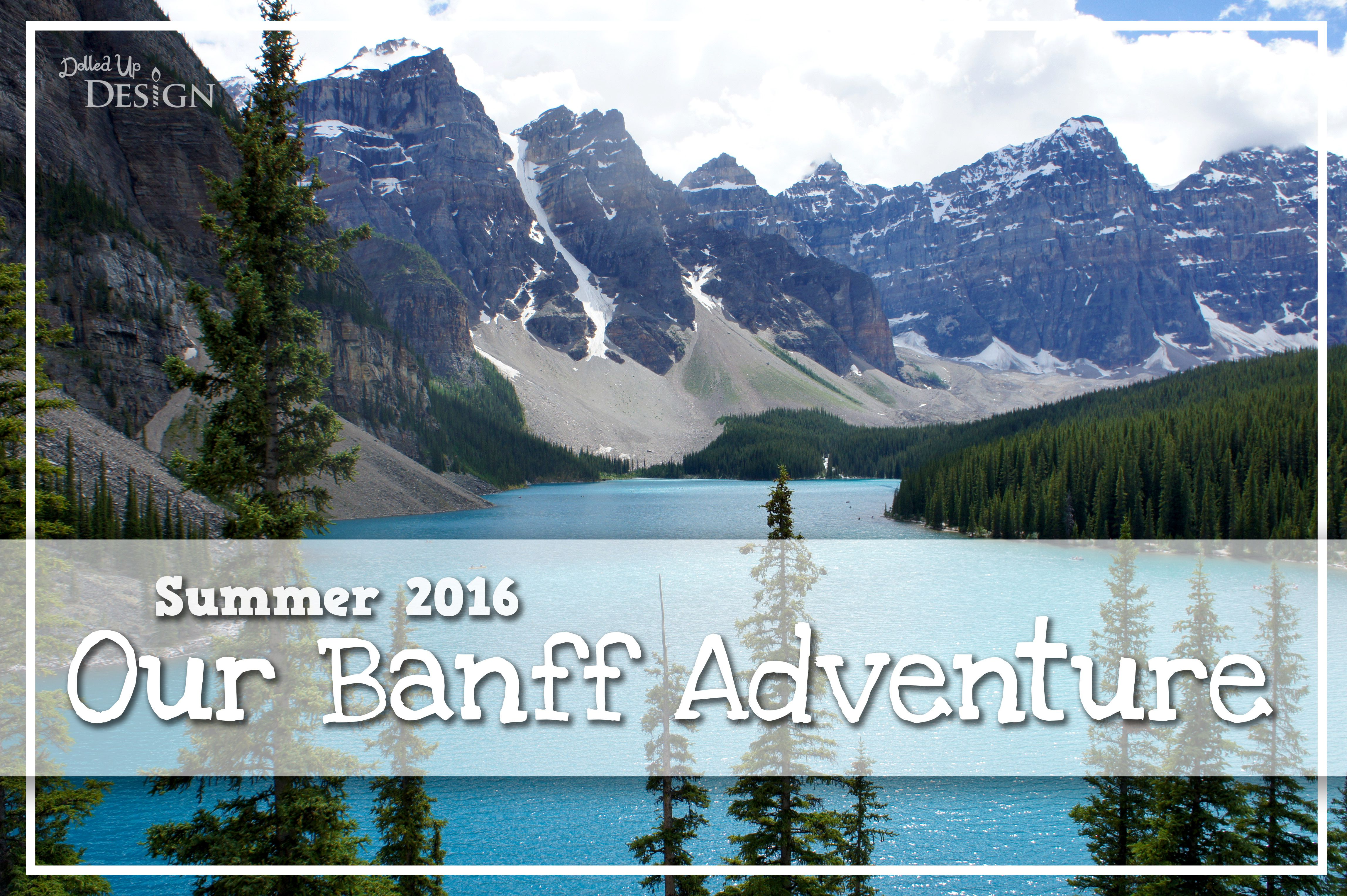 Our Banff Adventure Johnston Canyon Campground Review With Images Campground Reviews Johnston Canyon Parks Canada
