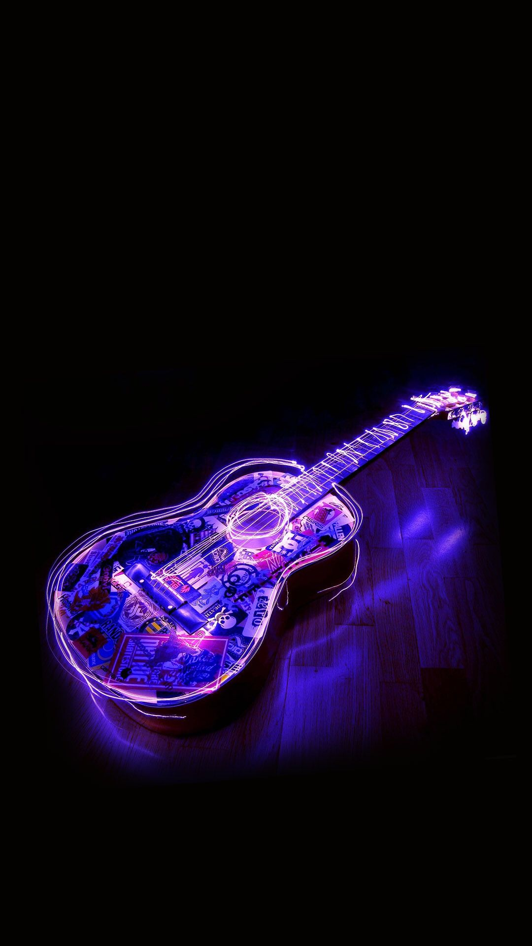 Pin by TRACY BRINKLEY on GUITARS Neon lights photography