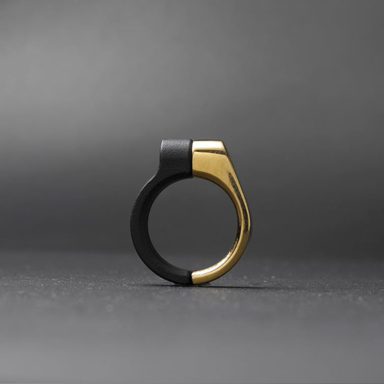 Industrial Clamp Jewelry collection by Drilling Lab objetificado