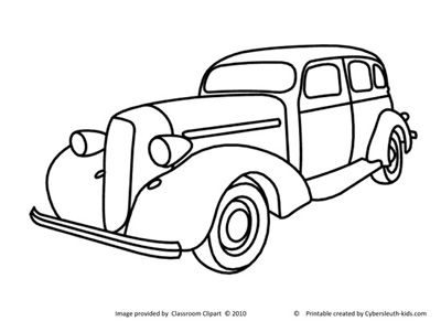 Old Car Coloring Page Cars Coloring Pages Coloring Pages Coloring Books