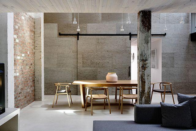 T.D.C: Fitzroy Loft by Architects EAT. Photo by Derek Swalwell ...