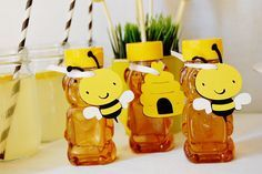 Bee Baby Shower Decorations