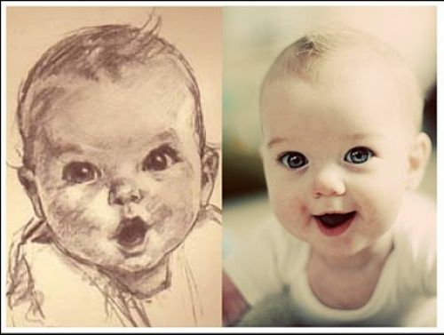 Gerber Baby And Lookalike Gerber Baby Baby Pictures