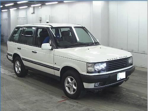 Car Infromations Range Rover Japanese Used Cars Car