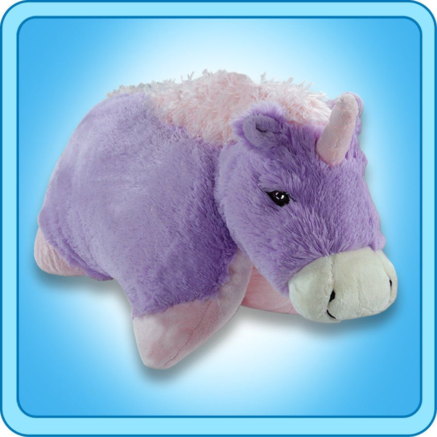 PeeWee Magical Unicorn My Pillow Pets® Canada Unicorn