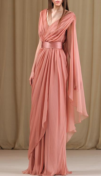 773c84b963 Alberta Ferretti Resort 2011 Fashion Show   Gowns   Fashion, Dresses ...