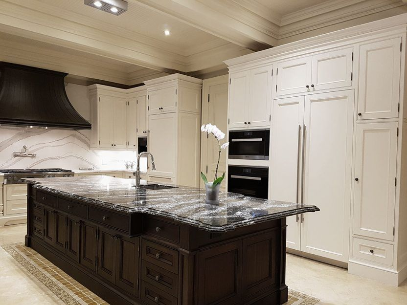 Toronto Thornhill Custom Classic Kitchen Design Classic Kitchen
