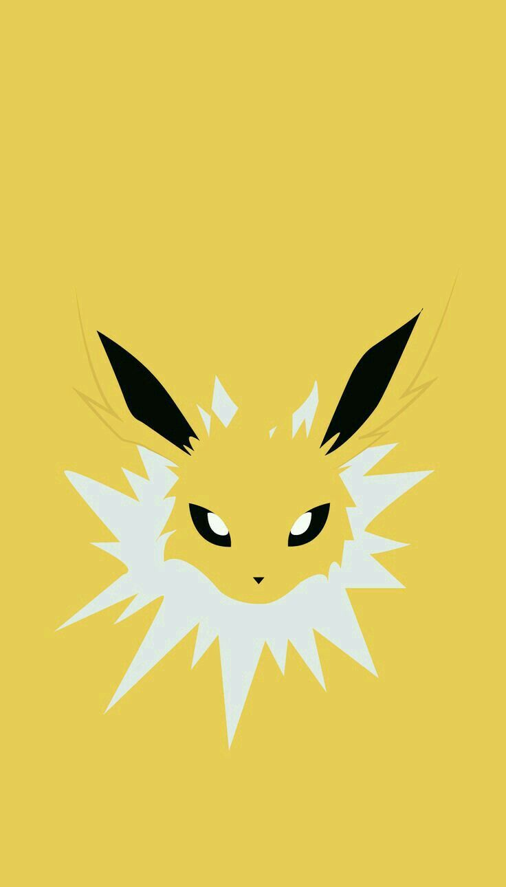 Jolteon   Pokemon  Pinterest  Pokmon Wallpaper and Anime