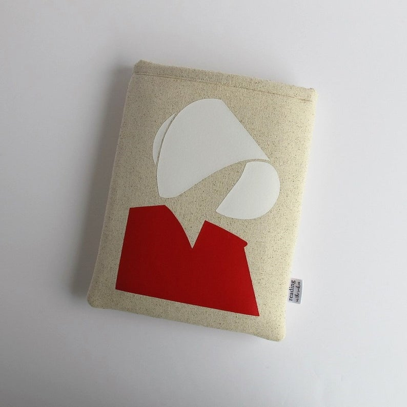The Handmaid's Tale, Margaret Atwood Inspired Book Sleeve #margaretatwood