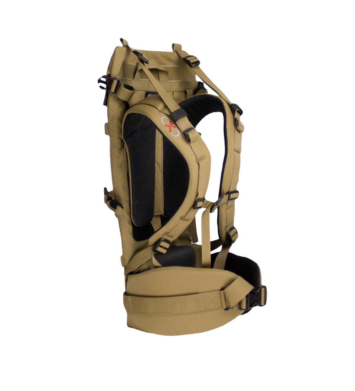 K² Titanium Frame | Tac Packs | Pinterest | Backpacks, Gears and ...