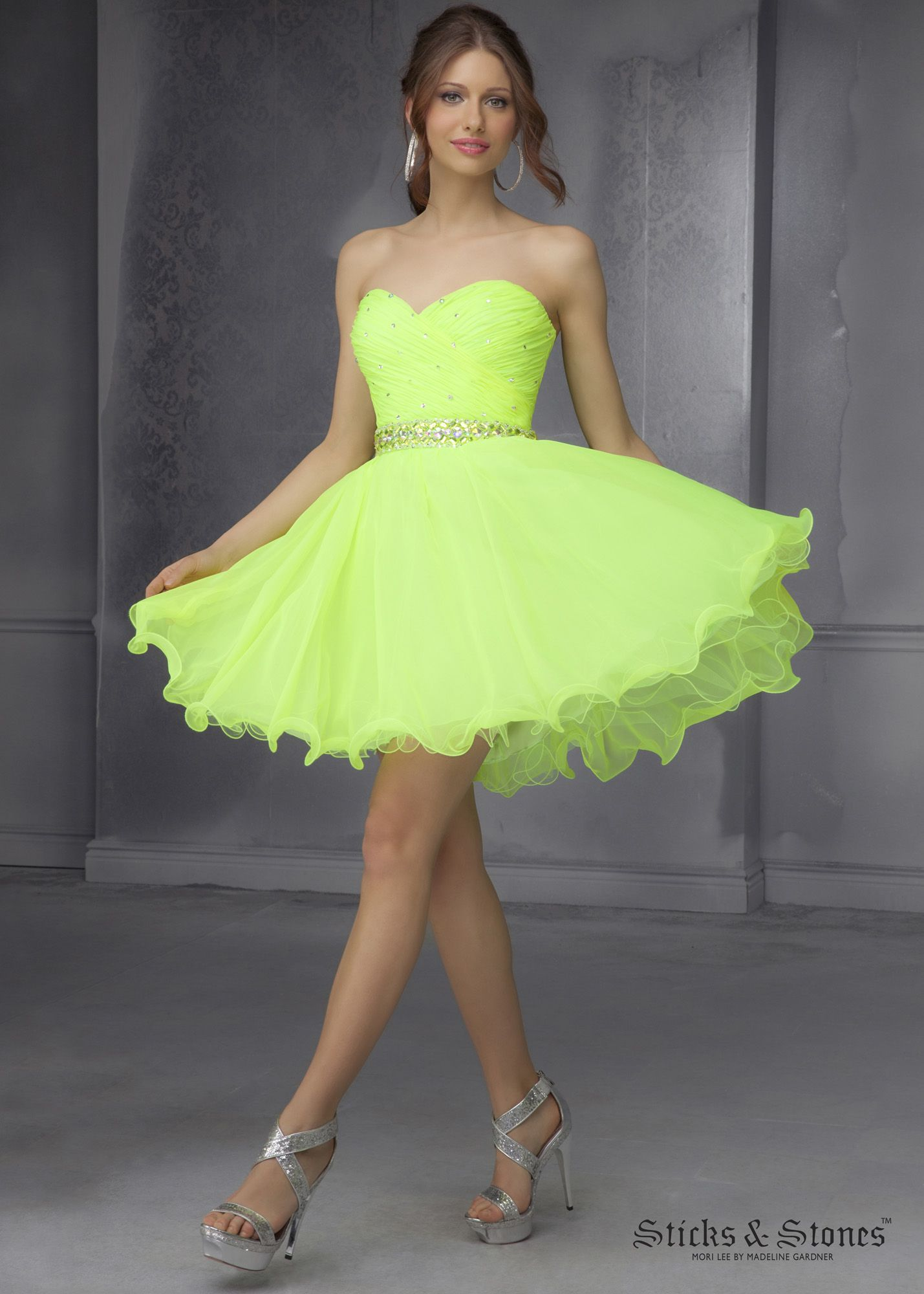 Perfect Short Neon Prom Dresses Collection - Wedding Dress Ideas ...