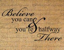 BELIEVE Quote Text Word Calligraphy Digital Image Download Sheet Transfer To illows Totes Tea Towels Burlap No. 4680