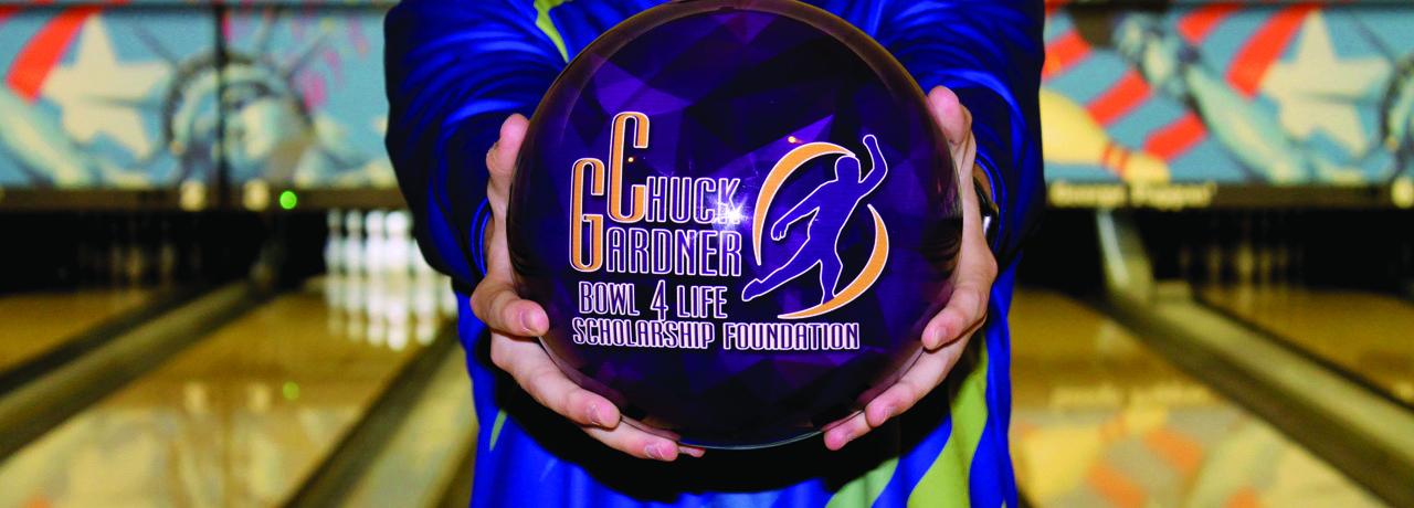 Chuck Gardner - Bowl 4 Life Scholarship Foundation #youth