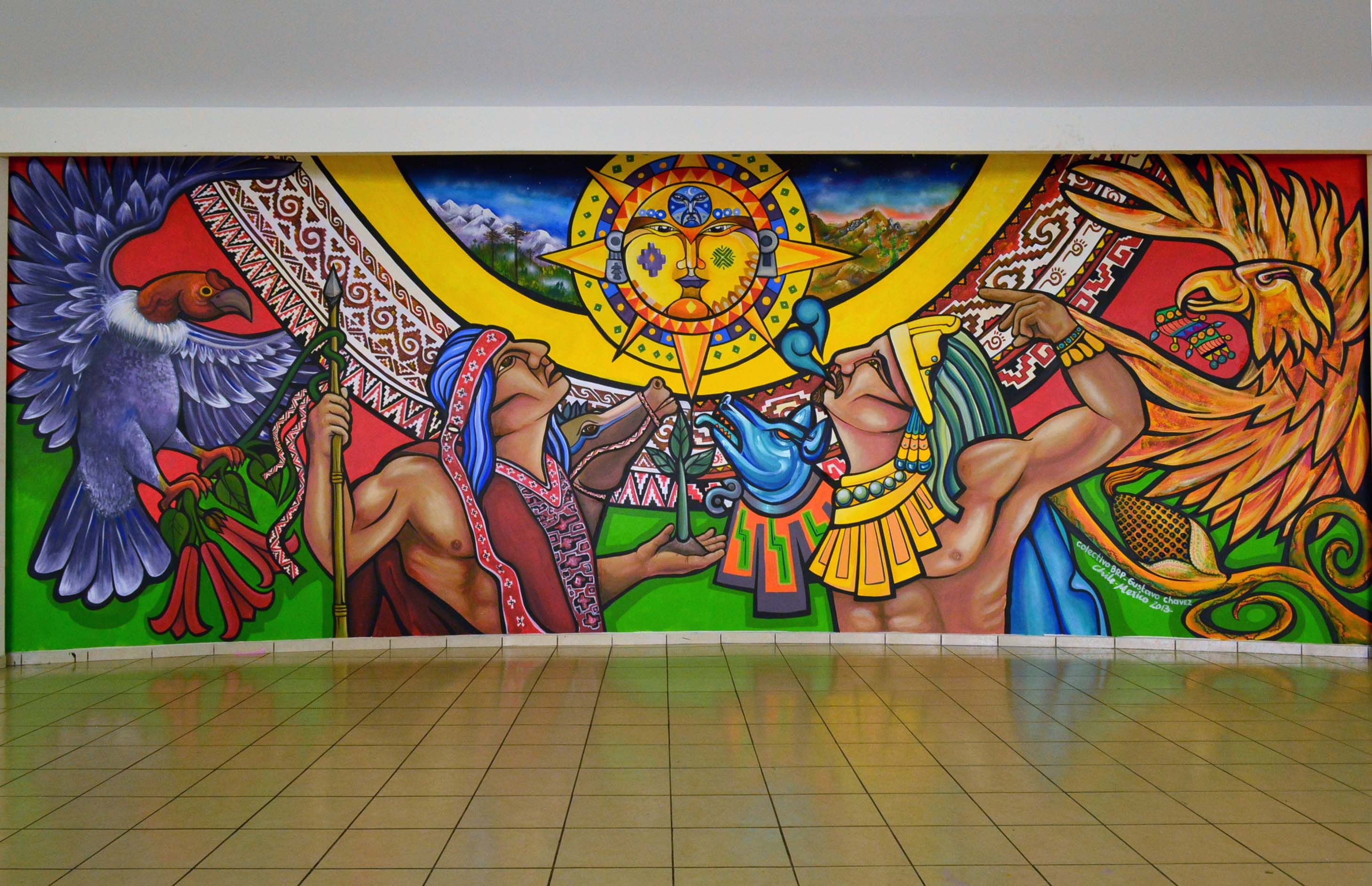 Muralismo Murales Mexicanos Murales Mexicano