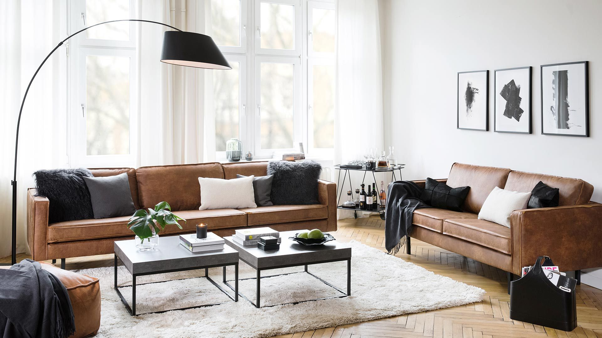 Black & Brown   Wohnzimmer   Pinterest   Brown, Living rooms and Room