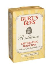 Burt's Bees Radiance Exfoliating Body Bar (7.9/10)