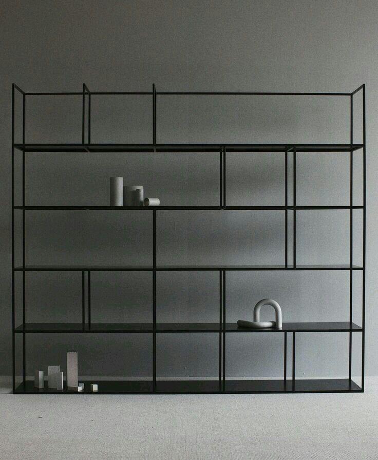 My Bookshelves For Margo Modern Scandinavian Interior Shelving Furniture