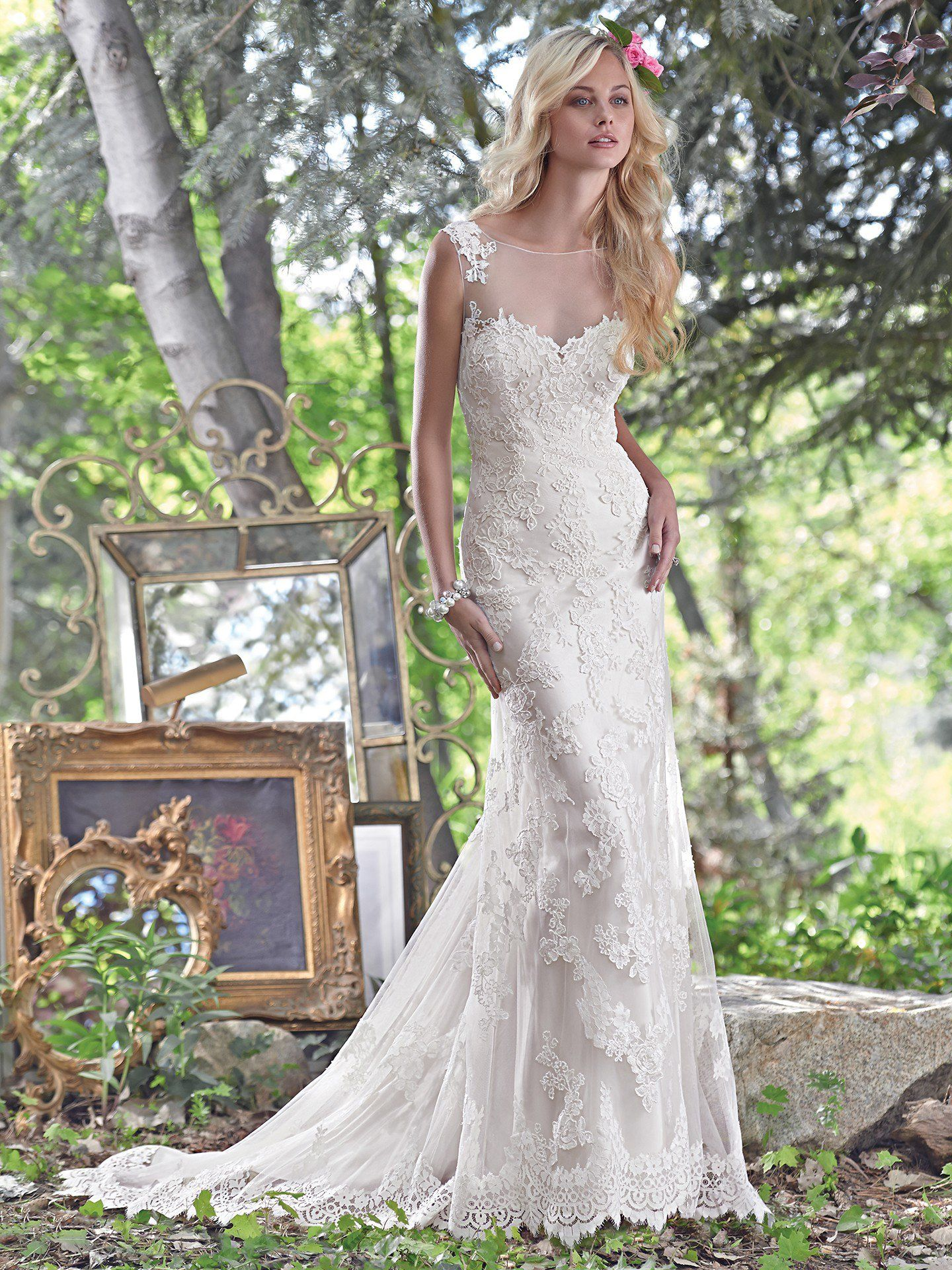 Jovi maggie sottero available at luluus bridal boutique dallas