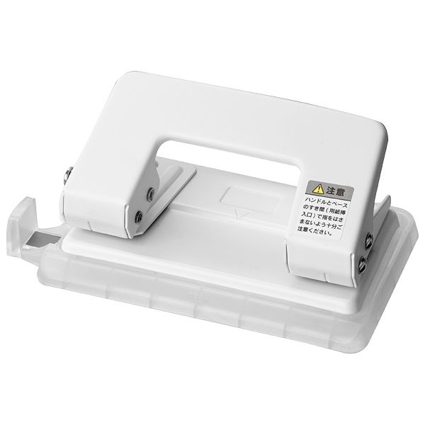 Steel Hole Punch. Muji.
