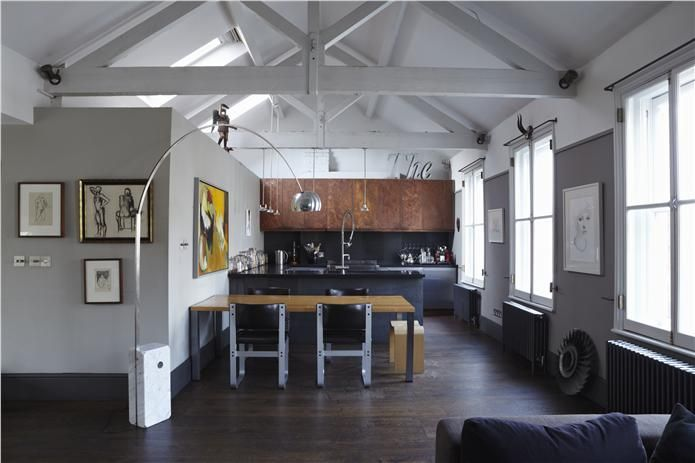 Modern Country Style: Colour Study: Farrow and Ball Lamp Room Gray ...