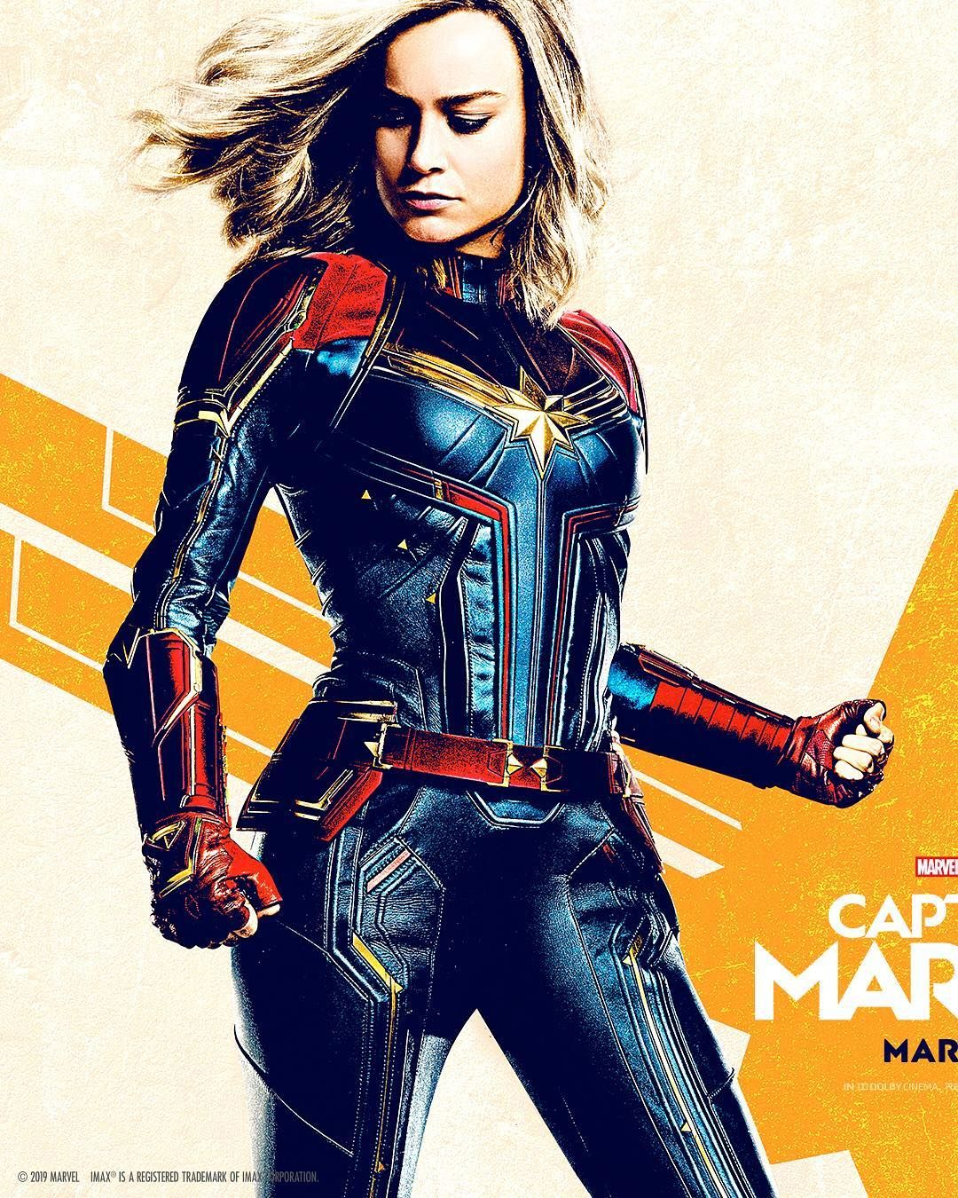 Theaters With Captain Marvel