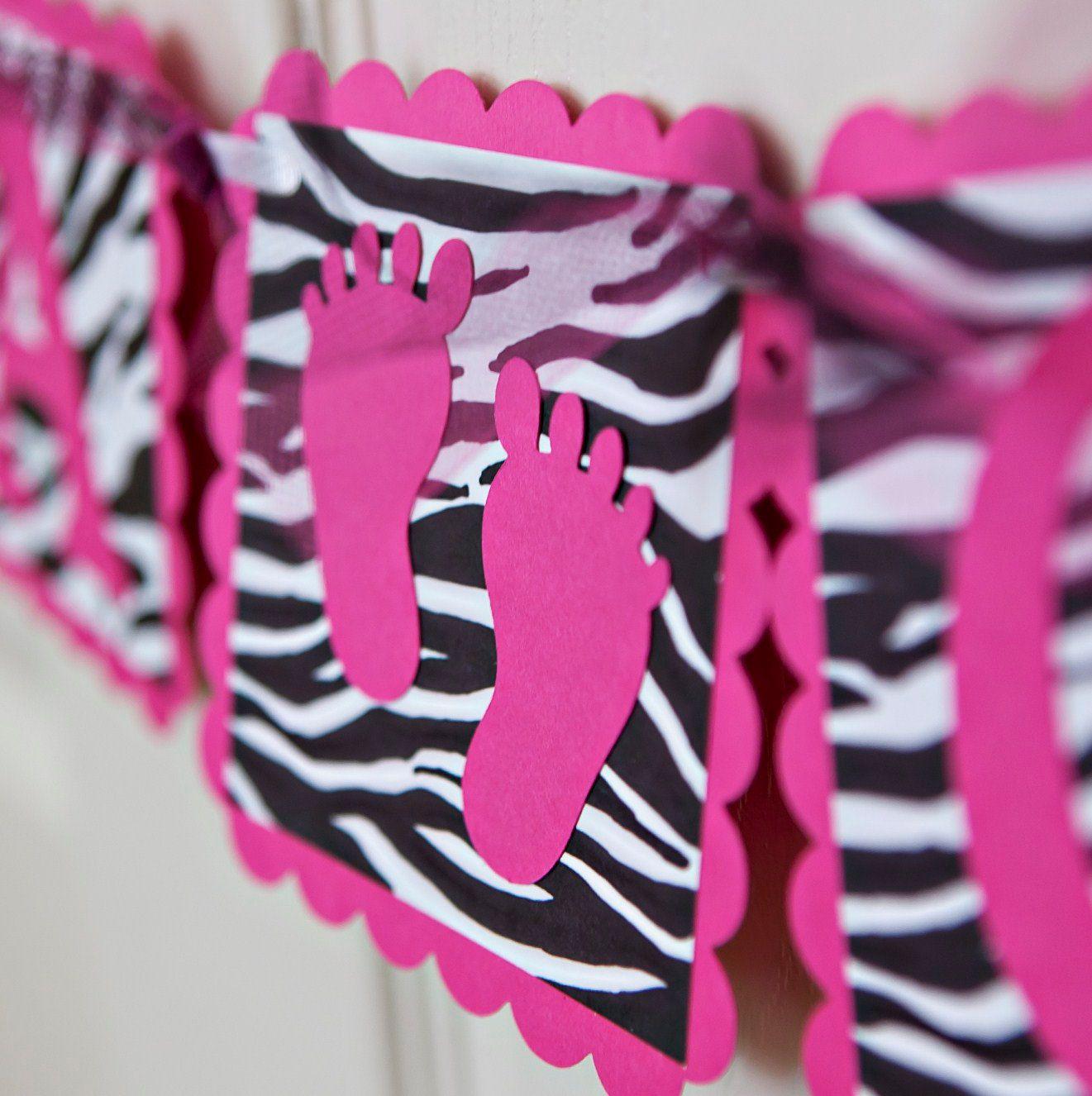 Delightful Zebra Baby Shower Ideas   Google Search