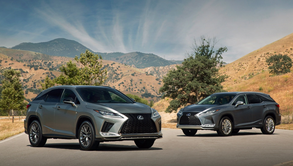 2020 Lexus Rx And Rxl A Slight Refresh Takes This Luxury Suv From Voiture