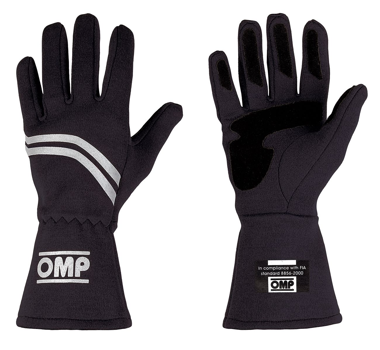 Omp Dijon Race Gloves Jet Black Gloves Racing Racing Gear