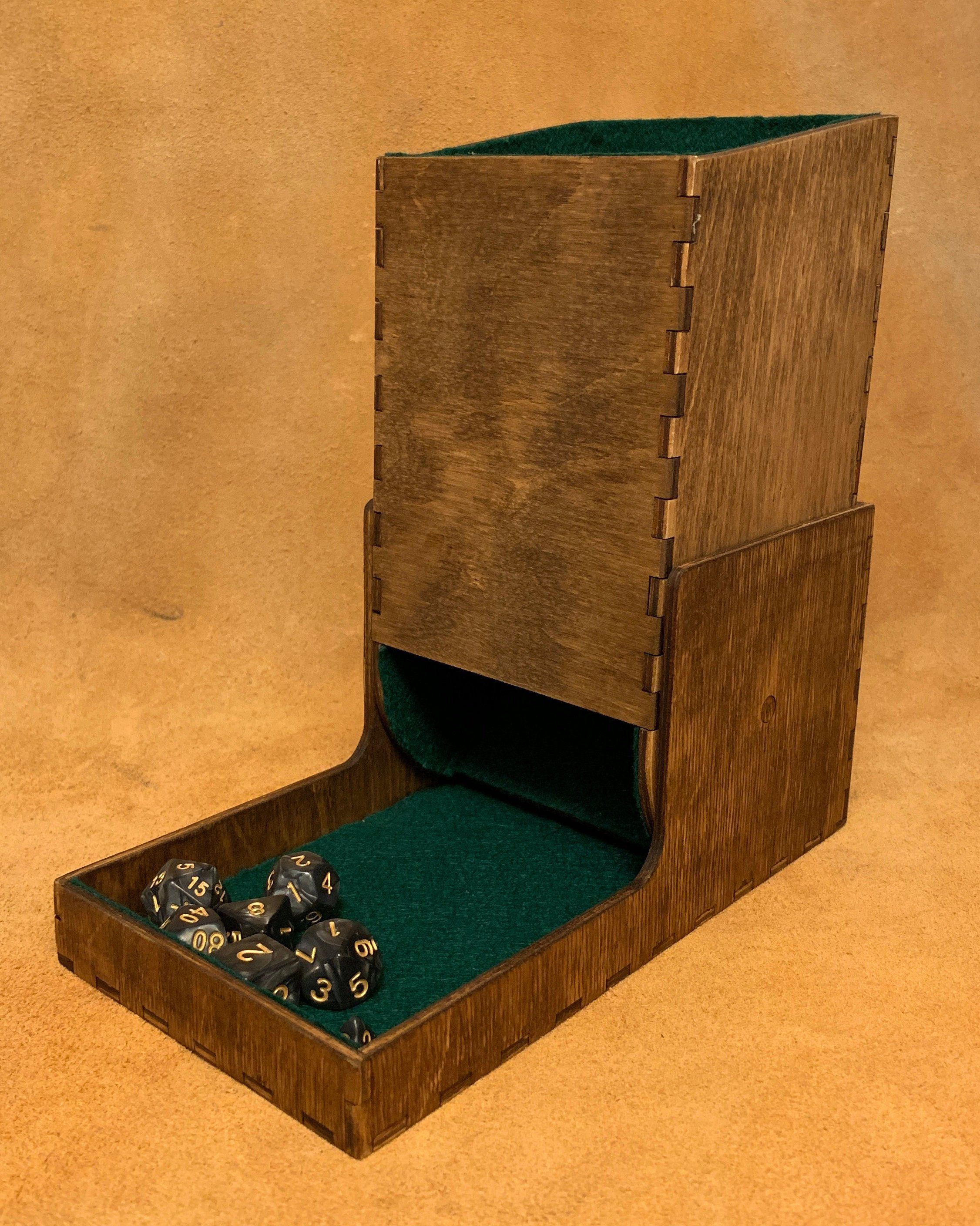 Foldable dice tower xl etsy dice tower tower foldables