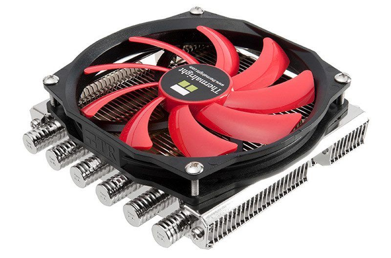 Thermalright Announces Retail Availability Of The Axp 100rh Cpu Cooler Amd Laptop Electronic Products Graphic Card
