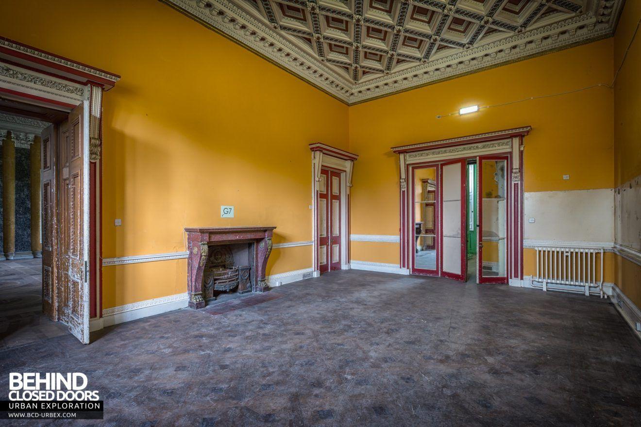 Tottenham House Yellow Room House Yellow Room Wiltshire