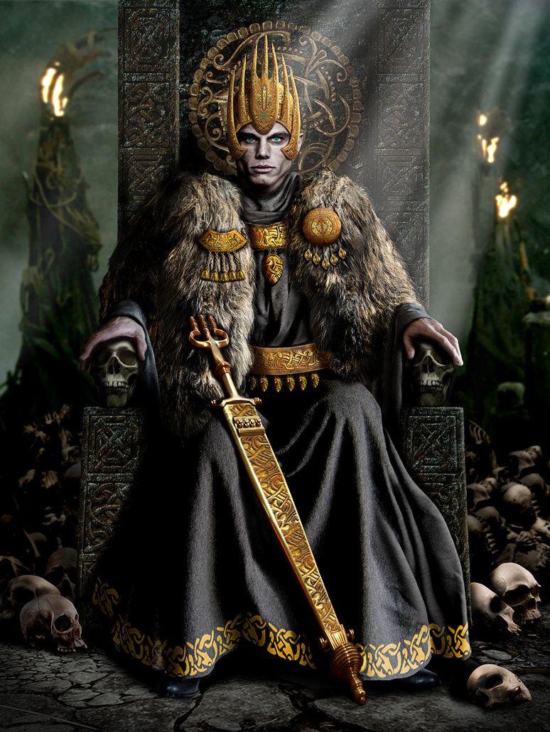 Resultado de imagen de Rey Finvarra