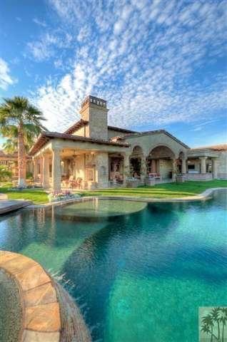 Luxury Socal Villas Mansions Dream Pools Backyard Pool