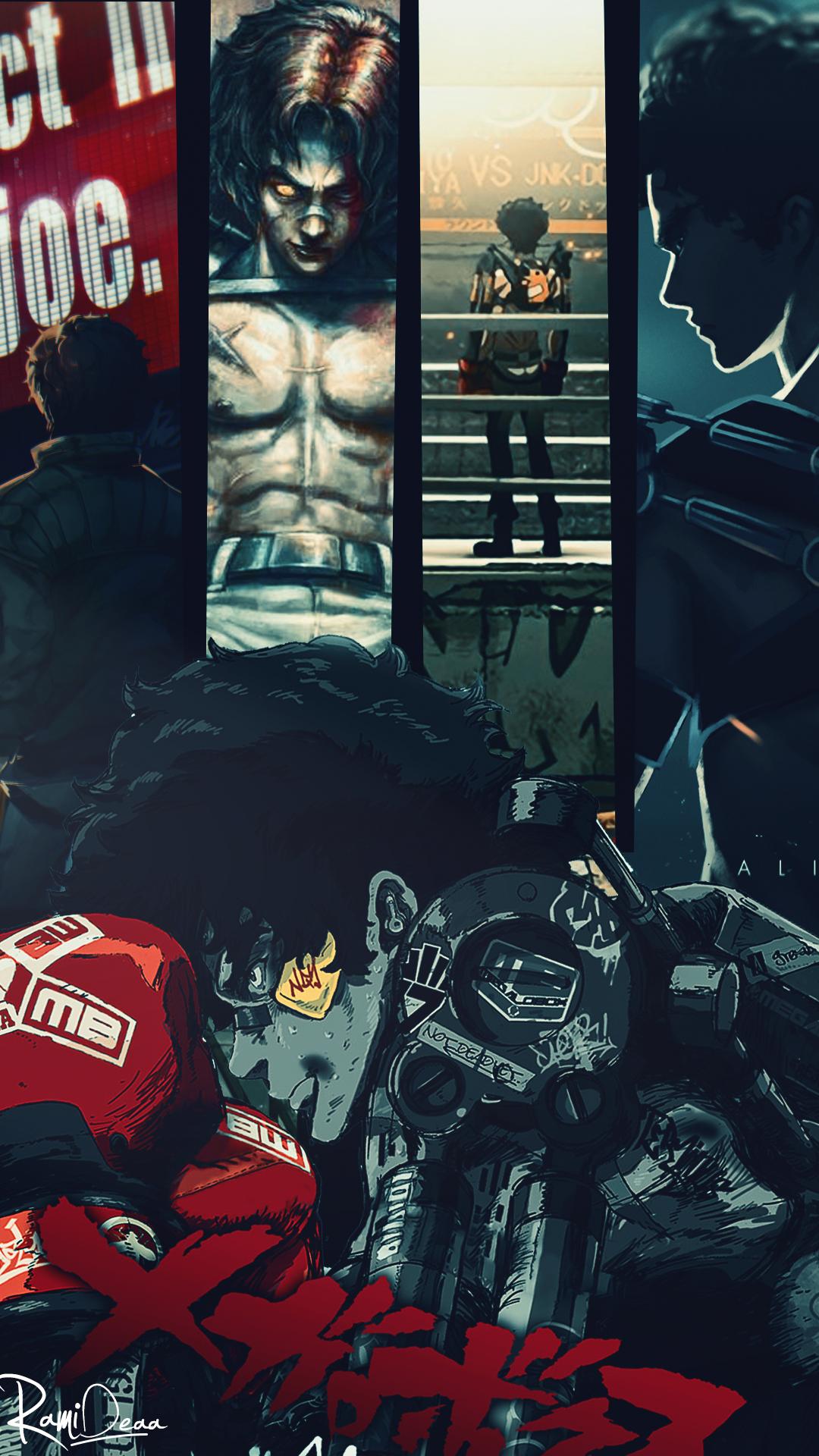 Megalo Box Anime Wallpaper Box Manga Anime