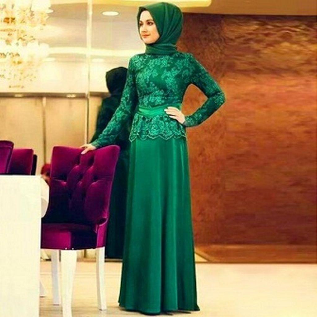 Model Baju Kebaya Modern Berjilbab Cantik Dan Modis Model Kebaya