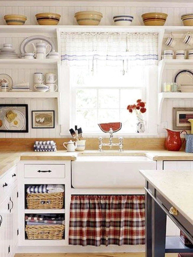country kitchen table countrykitchenideas farmhouse kitchen curtains on farmhouse kitchen valance ideas id=20540
