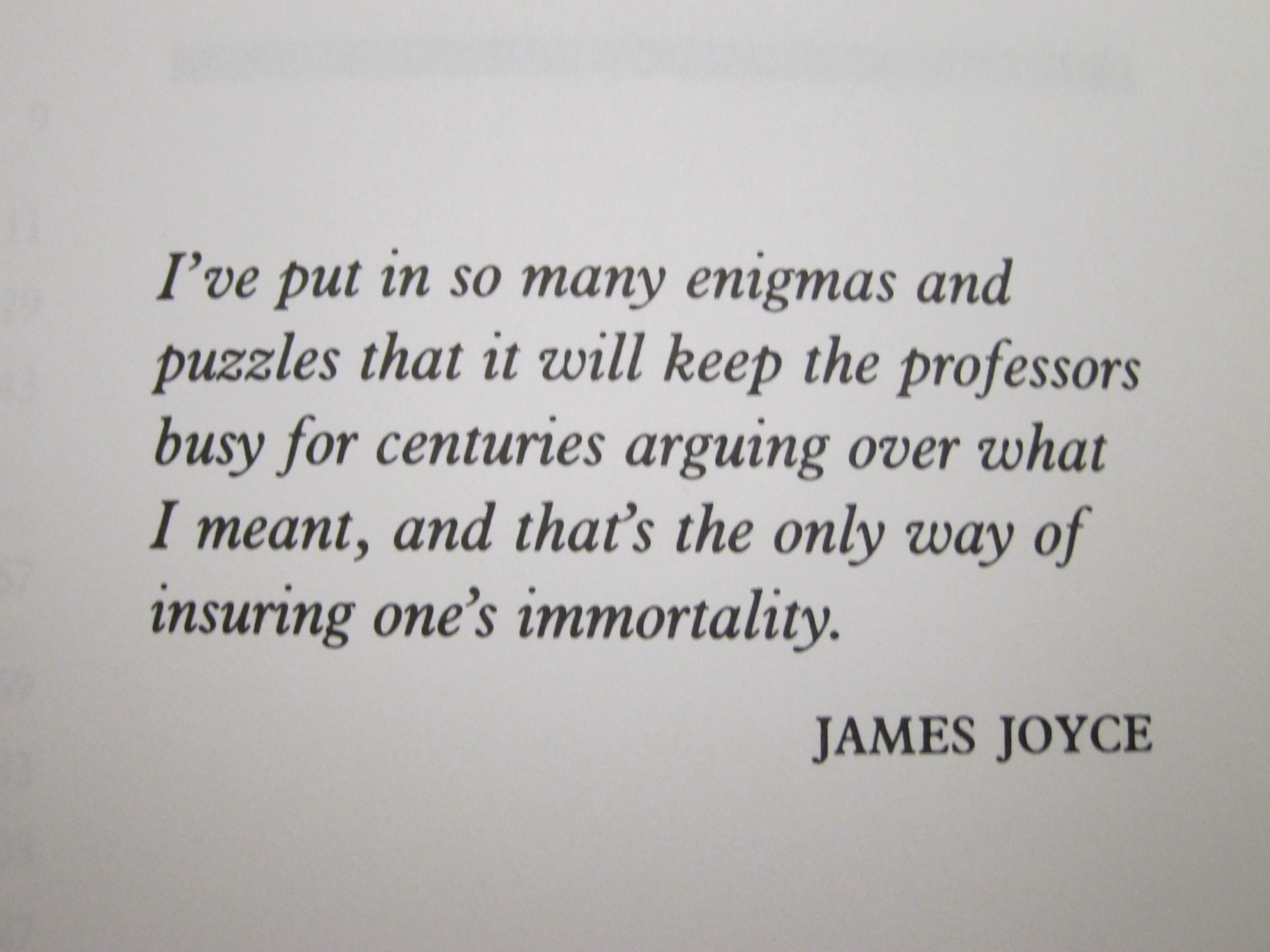 James Joyce Is A Frustrating Genius Wake Quotes Literary Quotes Quotes