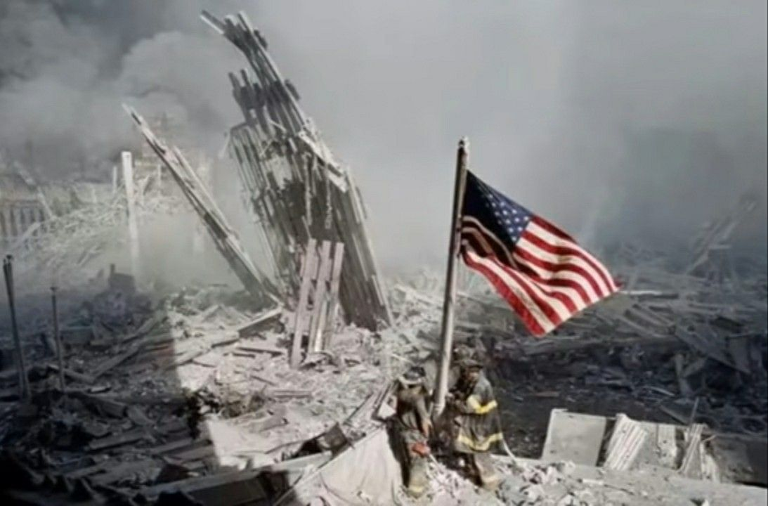 Pin On Remembering 9 11