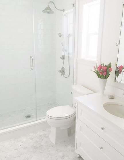 Super Bathroom White Subway Tile Small 48+ Ideas