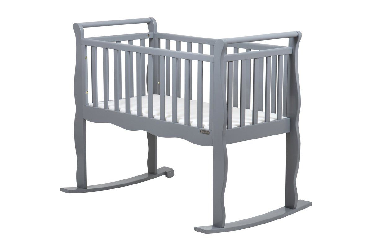 Ga Ga Rocking Cradle Bassinet Wooden Cradle New Baby Products