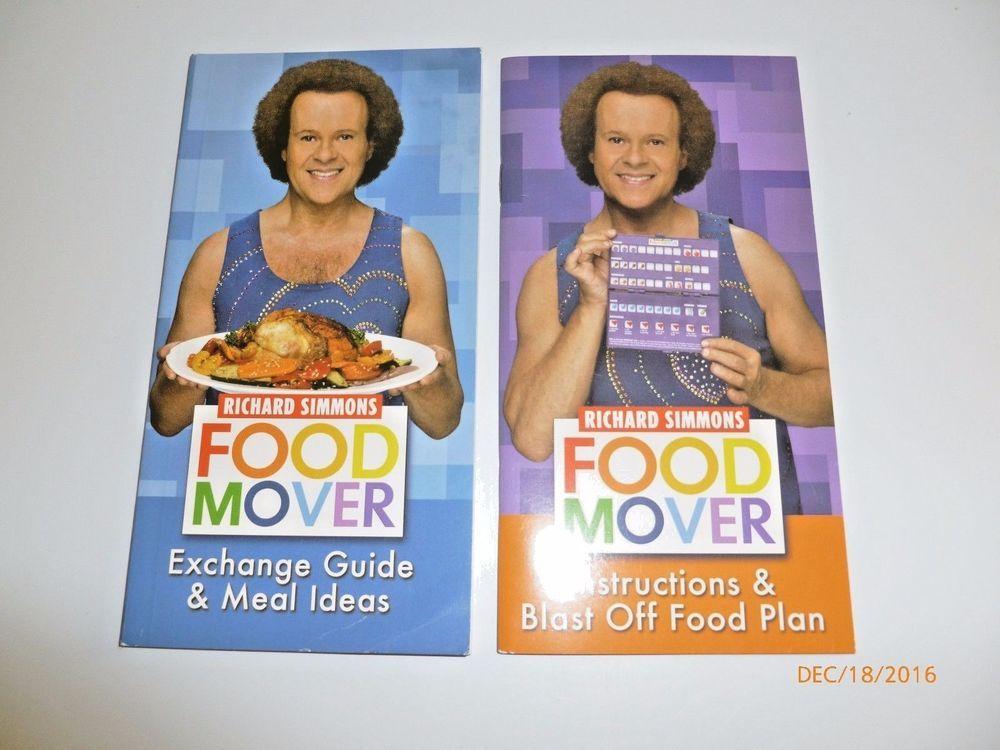 Richard simmons diet program food